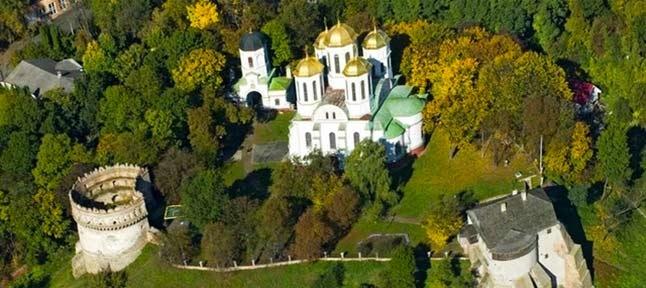 Украина для туристов. Волынь