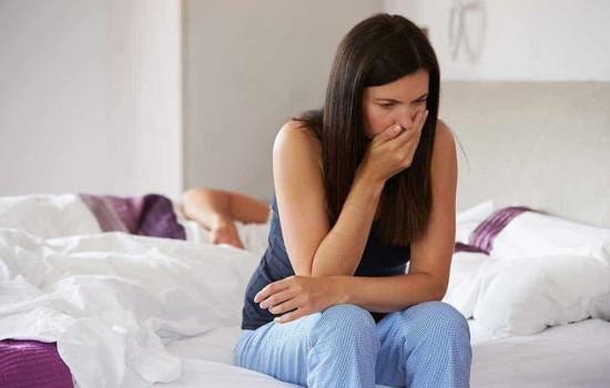 Как облегчить состояние в период раннего токсикоза?