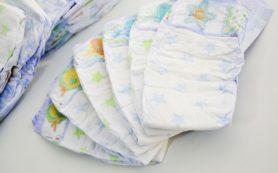 Широкий ассортимент подгузников от интернет-магазина nanbaby.ru