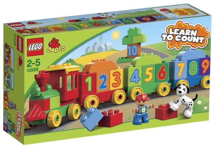 Lego Duplo (10558). Считай и играй