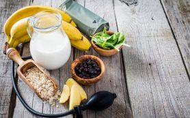 10 продуктов, помогающих при гипертонии