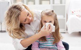 Чего не надо делать при насморке у детей