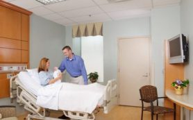 Роды: в семейных палатах реже возникают инфекции?