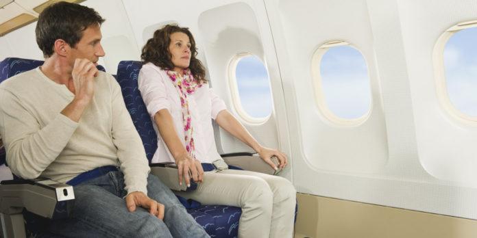 Особенности фобии полетов