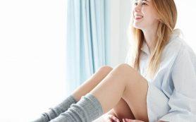 Раскрыта роль носков в женском оргазме