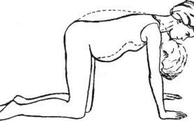 отовимся к родам с помощью гимнастики для беременных