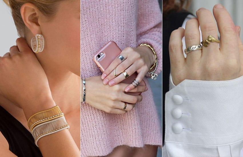 Ювелирный этикет: правила ношения серебряных украшений