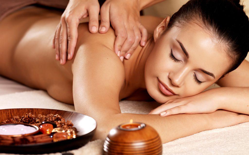 Польза и техника СПА-массажа