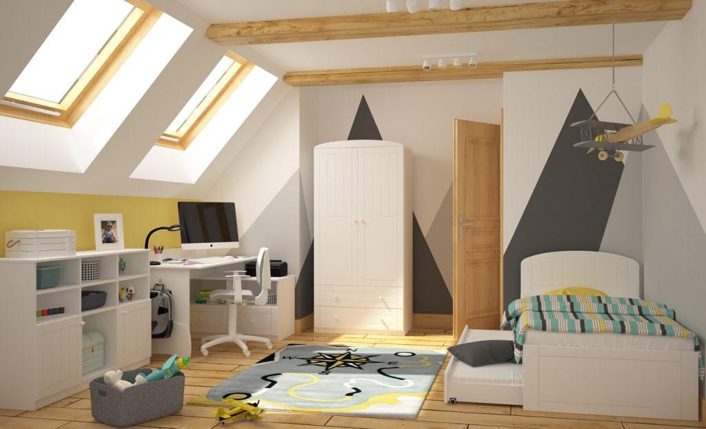 Как выбрать мебель для мальчика? Оформляем детскую