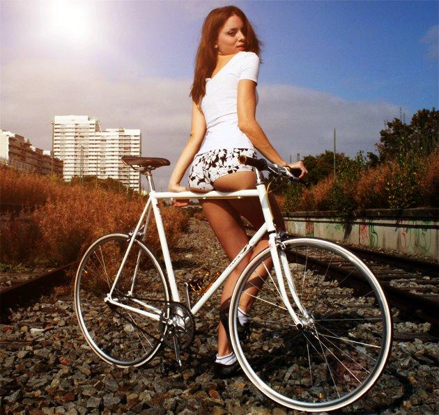 Велосипед и похудение – вещи, вполне совместимые