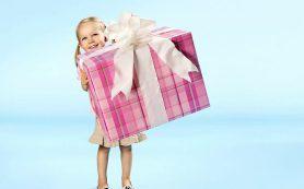 Дети и дорогие подарки