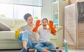 Убираемся в детской комнате: основные правила