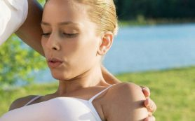 Как правильно дышать при схватках и родах?