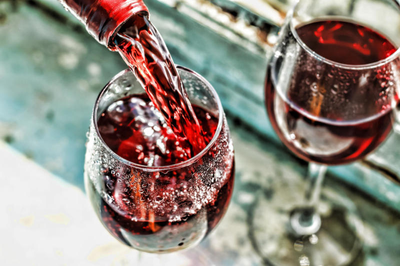 Вредно ли пить вино