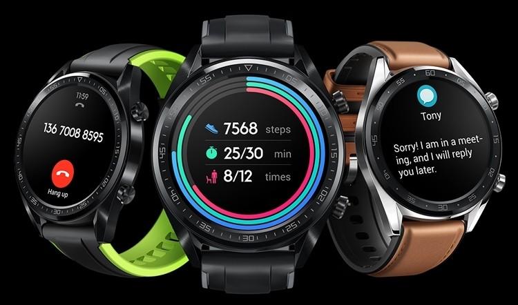 Необычные умные часы из Китая — Huawei Watch GT Classic