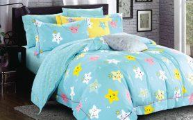 О выборе детского постельного белья