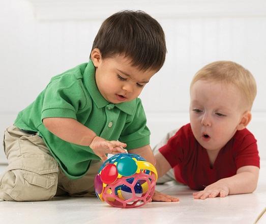 Детская жадность или как научить ребенка делиться?