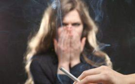 Пассивное курение чревато возникновением эмфиземы