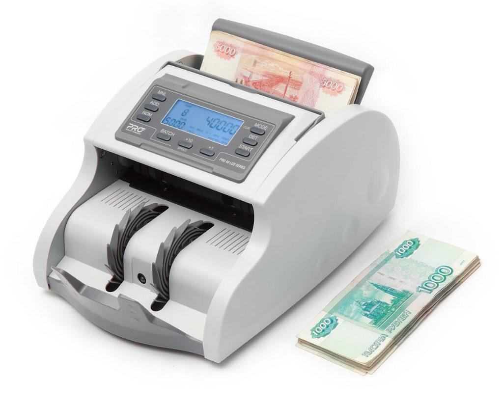 Выбираем портативный счетчик банкнот для работы
