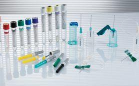 Медицинские вакуумные пробирки
