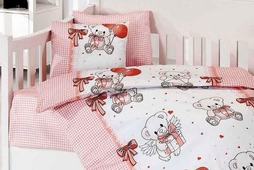 Лучшие ткани для постельного белья новорожденных