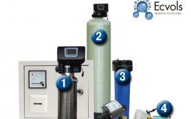 Услуги по установки систем очистки виды от компании Ecvols