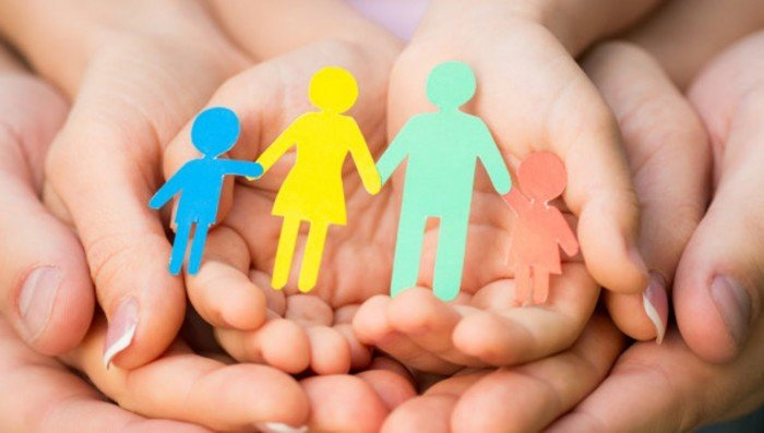 Семья — начальная ступень в развитии ребенка