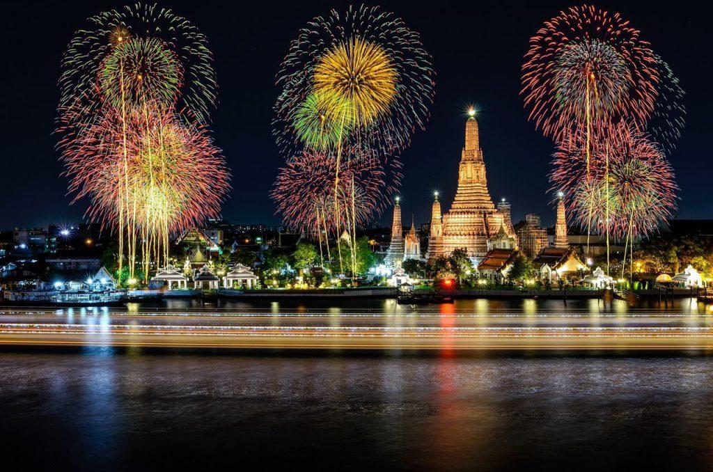 Фейерверки – атрибут Нового года, без которого нельзя!