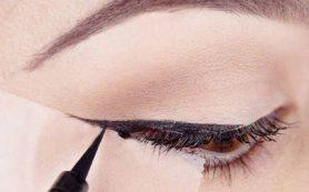 Учимся делать макияж со стрелками