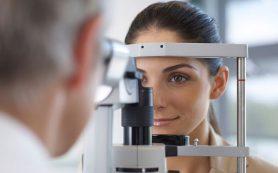Склеропластика глаз