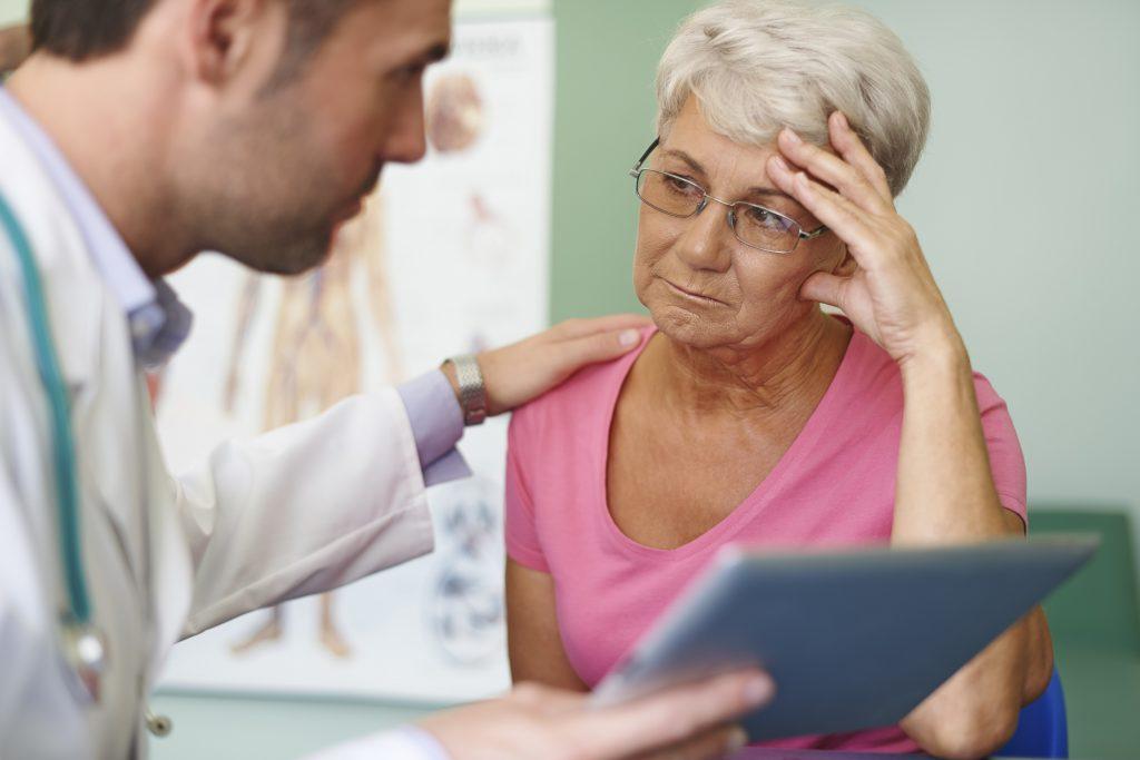 Пожилые люди и сахарный диабет