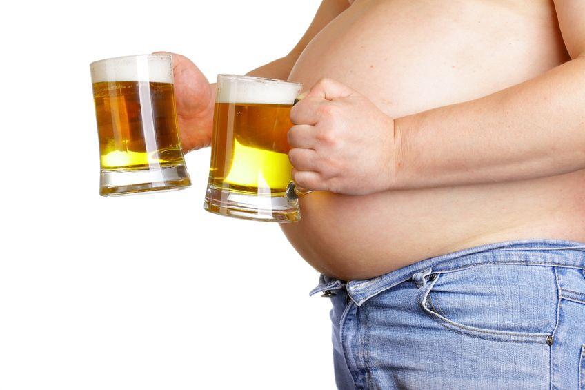 Как алкоголь влияет на похудение