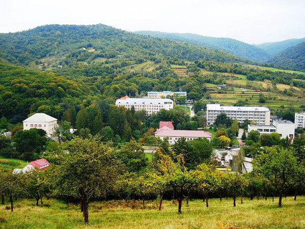 Незабываемый отдых в селе Поляна, Закарпатье