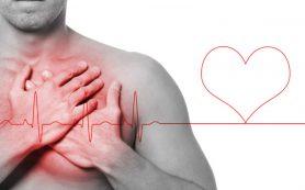 Психические расстройства с болями в груди