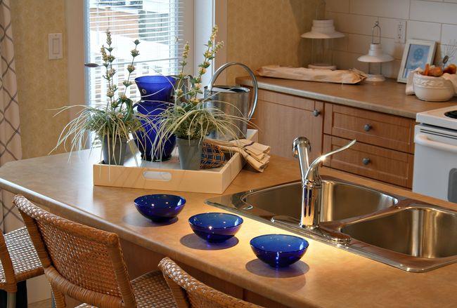 Посуда как элемент дизайна интерьера