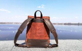 Как выбрать кожаный мужской рюкзак