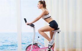 Велотренажер поможет избавиться от лишнего веса
