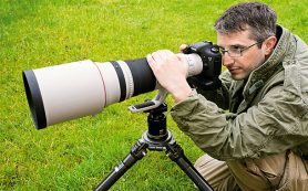 Правила профессиональной фотосъемки