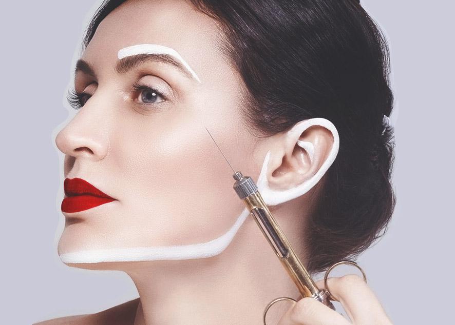 Избавление от морщин в косметологических клиниках