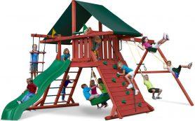 Игровые комплексы это залог физического развития ребенка