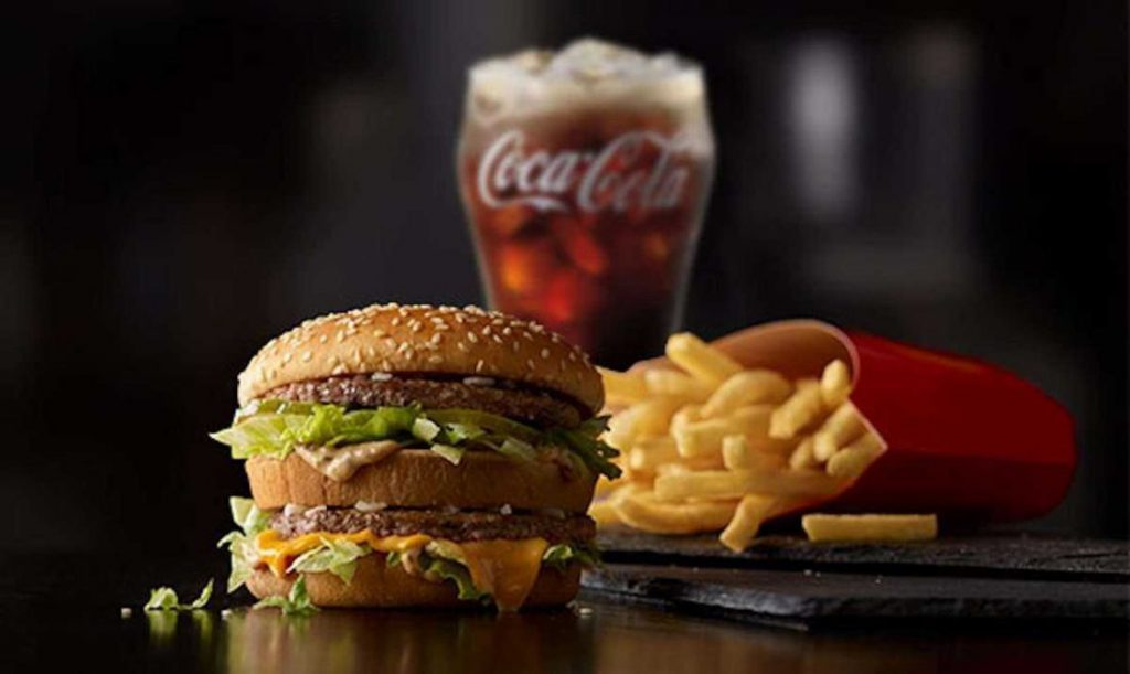 Меню Макдональдс: любимые блюда на все случаи жизни!