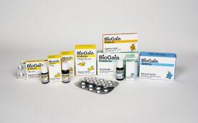 Пробиотик БиоГая избавит малышей от колик