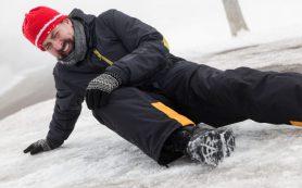 Зимние травмы, как их избежать