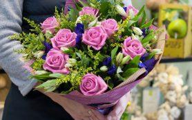 Доставка свежих цветов в Запорожье