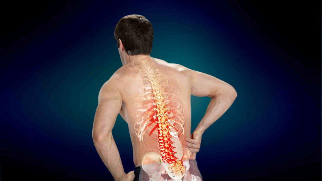 Лечение боли в области спины