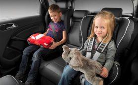 Безопасность ребенка во время перевозки
