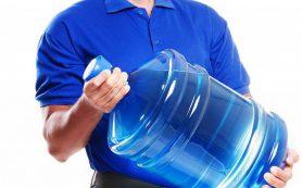 Доставка воды по столице и Подмосковью