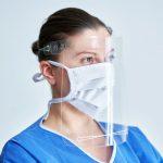 Экраны для лица эффективнее и удобнее масок