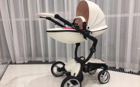 Коляска «2 в 1» Mima Xari: отличное решение для ребенка весом до пятнадцати килограмм