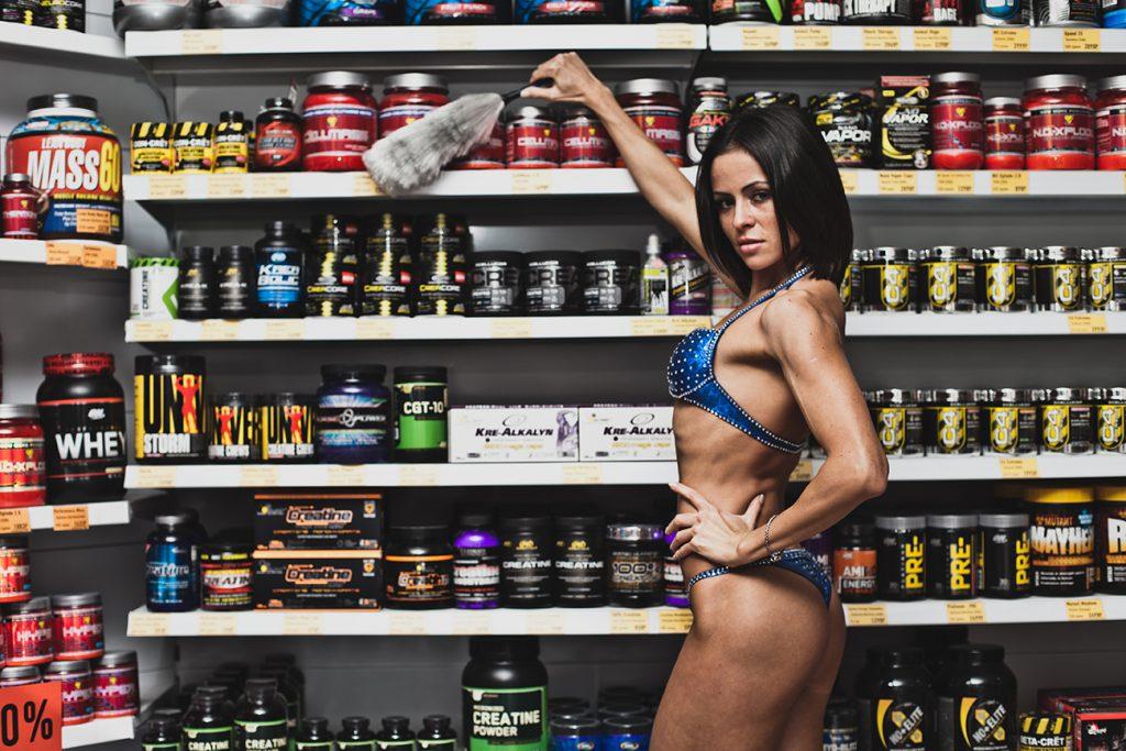 Спортивное питание и спорт
